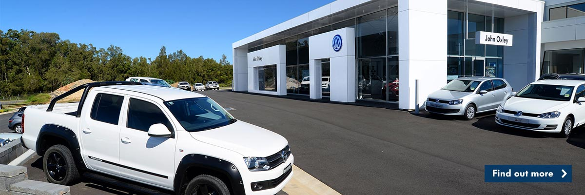 John Oxley Motors Volkswagen